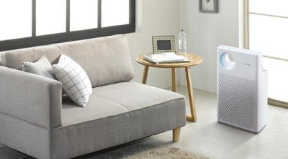 Coway õhupuhastaja ja õhuniisutaja tervislikuma siseõhu jaoks