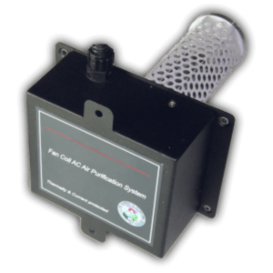 Õhukanali õhu steriliseerimise seade SNE CAP (kuni 2000m3/h)