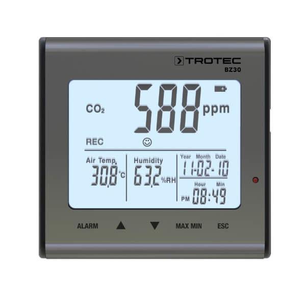 Trotec BZ30 CO2 mõõtja