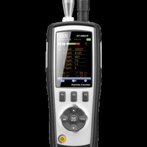 CEM DT-9881M 6-kanaliline osakeste loendur