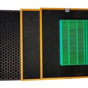 Premium õhupuhastaja/õhuniisutaja COWAY APM-1010DH filtrite komplekt
