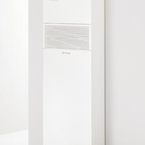 Vertikaalne Innova 2.0 10HP Inverter Monoblok soojuspump ilma välisseadmeta