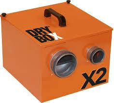 Drybox x2 adsorptsiooni õhukuivati