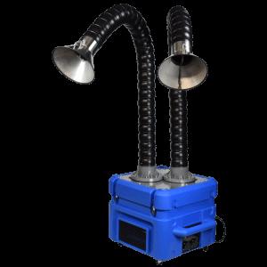 Tööstuslik õhupuhastaja Proair1000 1245-1590m3 lisa filtrite süvend