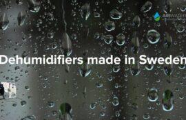 Pro Air OÜ ja Rootsi ettevõte  Airwatergreen AB sõlmisid lepingu uudse tehnoloogiaga tööstuslike õhukuivatite turustamiseks Eestis
