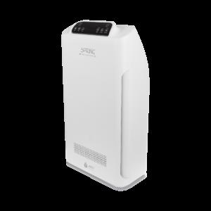 UV-lambi ja ionisaatoriga õhupuhasti Airbi Spring viiruste vastu
