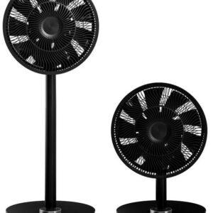 Duux ülivaikne ventilaator Whisper Flex Smart Black