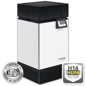 H14 HEPA filtri ja suure jõudlusega õhupuhasti AirgoClean® ONE Covid 19 viiruse vastu