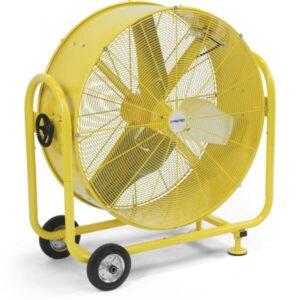 Trummel ventilaator TTW 25000S 21 000/27 600 m3/h