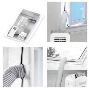 Õhukonditsioneeri aknatihend AirLock 100